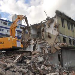 Armação de aço na construção civil