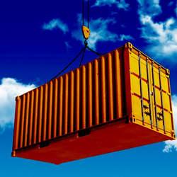 Aluguel container preço