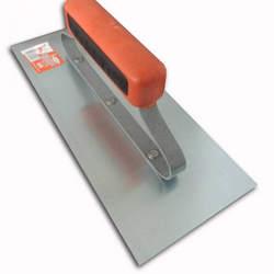 Espátula de aço para aplicar massa