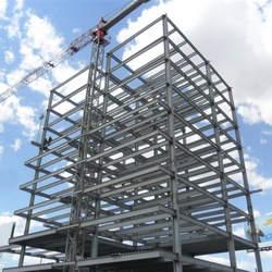 Estrutura de ferro para casas