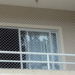 Tela de janela para mosquito